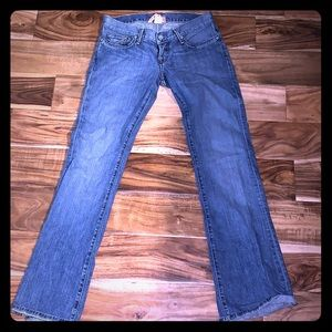 Lucky Brand Lil Maggie Boot Cut Jeans